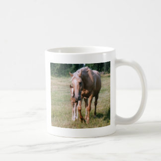 Pferde Kaffeetasse