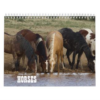 Pferde Kalender