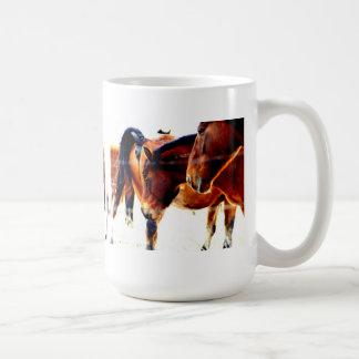 Pferde, Pferde, Pferde Kaffeetasse