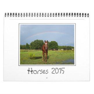 Pferdephotographie-Kalender 2015 Kalender
