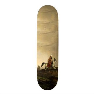 Pferderuecken-Reiter Skateboard