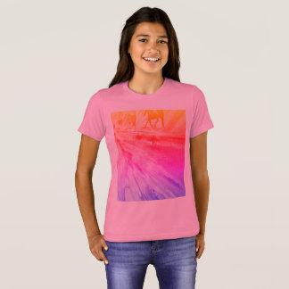 Pferdethema T-Shirt