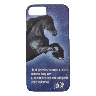 PferdiPhone 7 des Job-39 Fall iPhone 8/7 Hülle