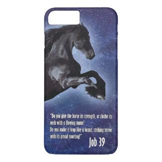 PferdiPhone 7 des Job-39 Plusfall iPhone 8 Plus/7 Plus Hülle