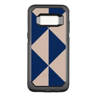 Pfirsich-Pfeil-veränderbare OtterBox Commuter Samsung Galaxy S8 Hülle
