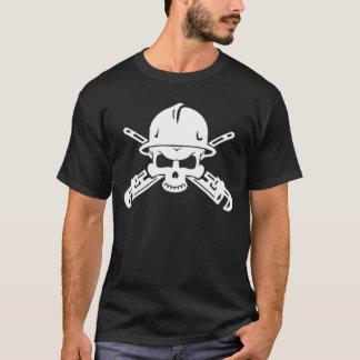 Pflanzen-Leben - behalten Sie ruhig - dunkle T-Shirt