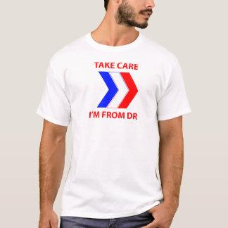 Pflege bin ich von DR. T-Shirt