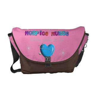 Pflegeheim-Krankenschwester-Taschen-Rosa Kuriertasche