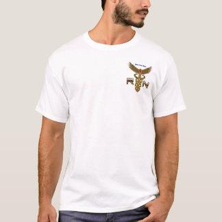 Pflegen Sie Männer alles Arten große Bild HELLER T-Shirt