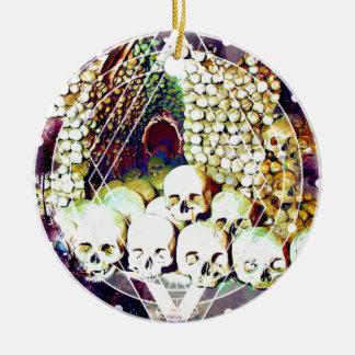 Phate-The Hall von Stimmen Keramik Ornament