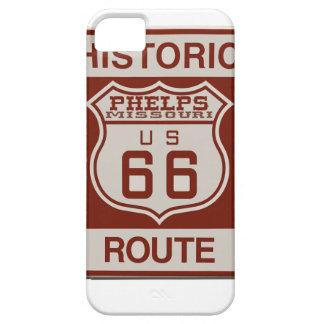 Phelps Weg 66 iPhone 5 Etuis