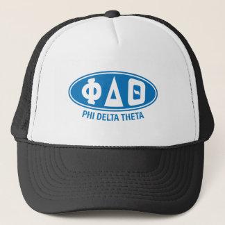 Phi-Deltatheta | Vintag Truckerkappe