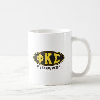 Phi-Kappa-Sigma   Vintag Kaffeetasse