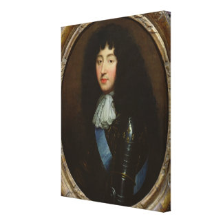 Philippe de duc de la France d'Orléans Toile Tendue
