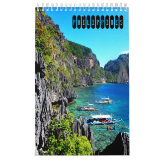 Philippinen Abreißkalender
