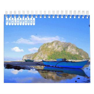Philippinen-Reise Abreißkalender