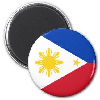 Philippinen Runder Magnet 5,7 Cm
