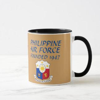 Philippinische Luftwaffen-große schauende Tasse