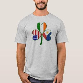 Philippinisches Kleeblatt T-Shirt