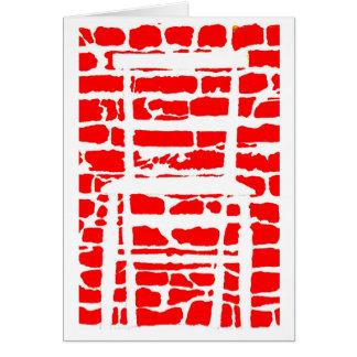 Philosophen' Täuschungs-Grußkarte Grußkarte