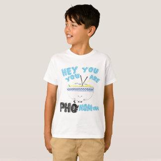 Pho Shirt sind Sie Phonomenal