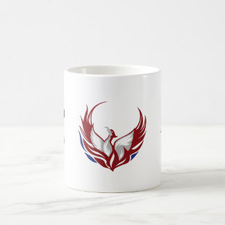 Phoenix-Party-Tasse Tasse