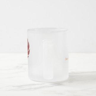 Phönix Tasse (Glas)