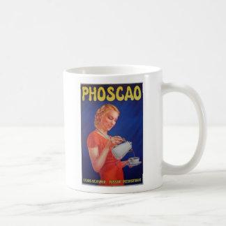 PHOSCAO MUG BLANC