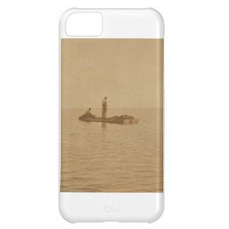 Photo de pêche des Oystermen 1911 de Batre de La d Étui iPhone 5C