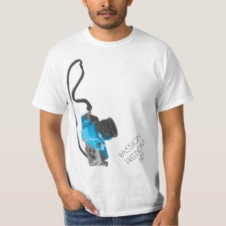 Photographer T-Shirt w\ retro photo camera design