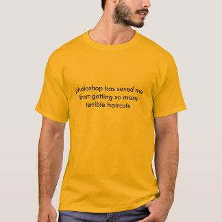 Photoshop und Mode T-Shirt
