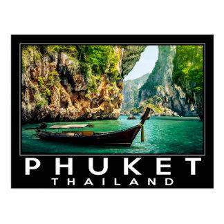 Phuket Thailand Postkarte