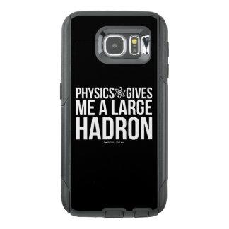 Physik gibt mir einen großen Hadron