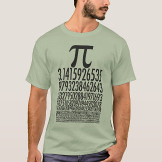 Pi T-shirt