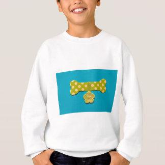 Pickeliger Hundeknochen - h.jpg Sweatshirt