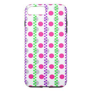 Pickeliger Streifen 2014 iPhone 8 Plus/7 Plus Hülle