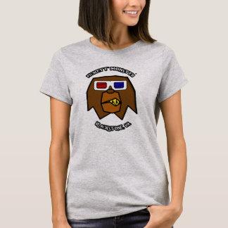 PICKETT MONSTER - GLÄSER 3D T-Shirt