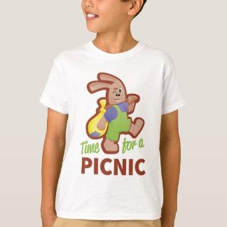 Picknick-Zeit T-Shirt