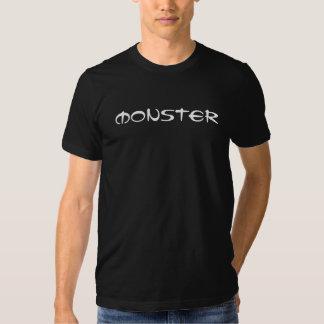 pièce en t de monstre t-shirt