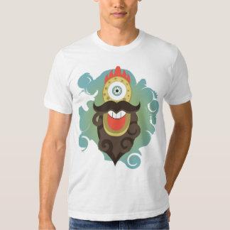 Pièce en t de monstre t shirts