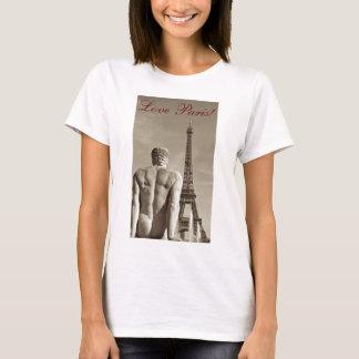 Pièce en t de Paris d'amour ! T-shirt