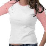 Pièce en t de raglan de poussin de pays croisé t-shirt