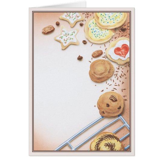 Pièce pour un plus de © carte de vœux