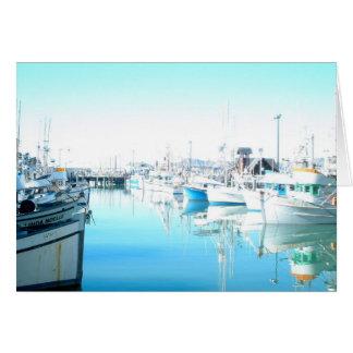 Pier 39 - Der Kai des Fischers Karte