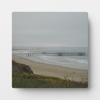 Pier an Pismo Strand, Kalifornien Fotoplatte