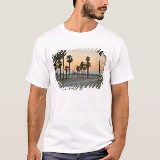 Pier USA, Kalifornien, Santa Monica am T-Shirt
