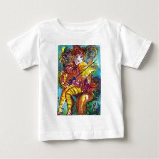 PIERO/venezianische Karnevals-Nacht Baby T-shirt