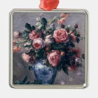 Pierre ein Renoir | Vase Rosen Silbernes Ornament
