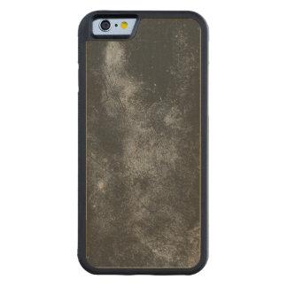 Pierre noire coque iPhone 6 bumper en érable