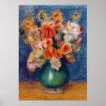 Pierre un bouquet de Renoir |, c.1900 Poster
